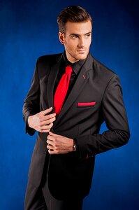 6e02dc48b2130 Męskie garnitury na miarę które uszyjemy specjalnie dla Ciebie !