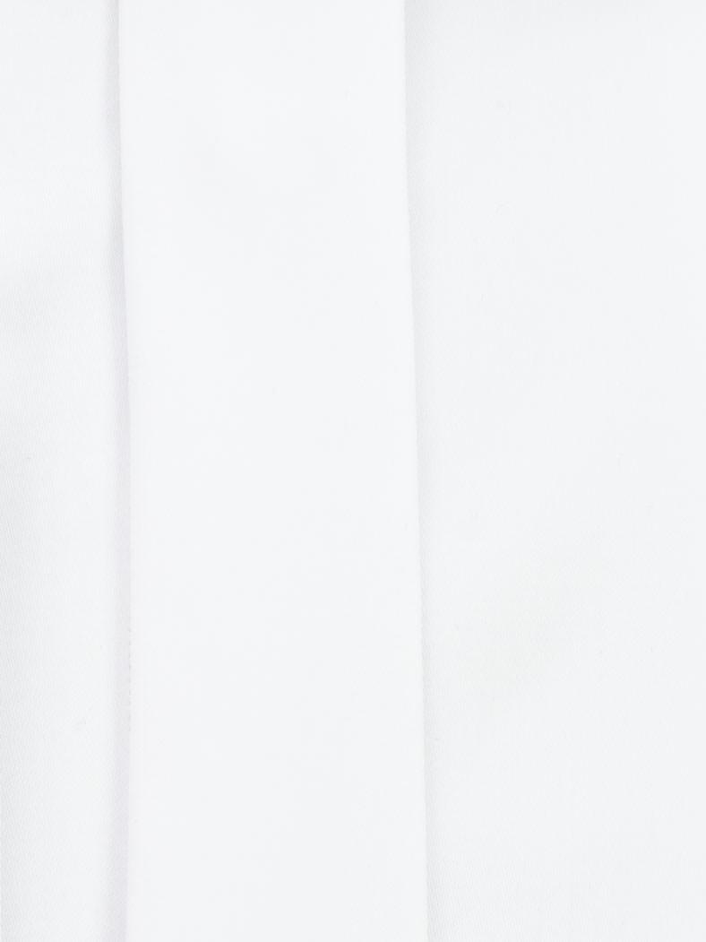 Biała koszula do muchy na spinki męska szyta na miarę 100  2wgh7